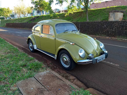 Imagem 1 de 9 de Volkswagen  Fusca 1500
