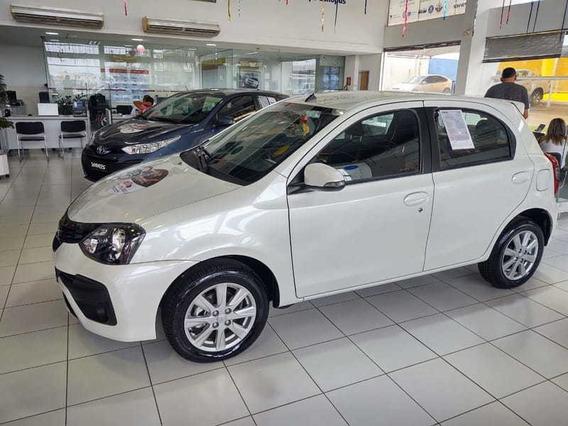 Toyota Etios X 1.5 Flex 16v 5p Mec.