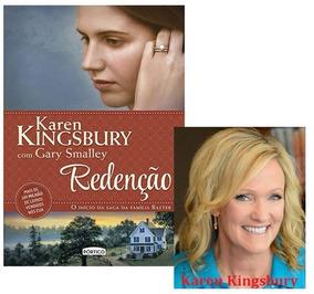 Livro Redenção - Karen Kingsbury - Novo