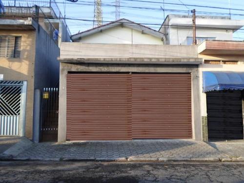 Imagem 1 de 8 de Casa À Venda, 2 Quartos, 2 Vagas, Monções - Santo André/sp - 38778