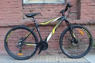 Bicicleta Teknial Tarpan 100b Mtb R27.5 Planet Cycle