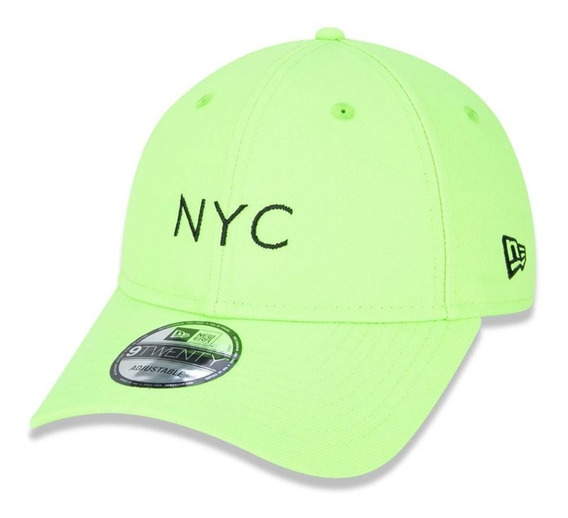 Boné New Era Original Aba Curva New York City Nei20bon154