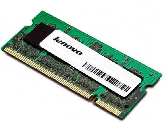 Memoria Lenovo 4gb Pc3-12800 Ddr3-1600 Sodimm 0a65723