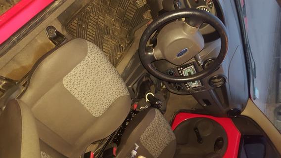 Ford Ka 2014. 1.0 _ 52000km. A/c , Cierre Y Alarma.