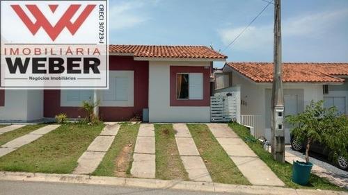 Casa 2 Dorm, 69 M² Á Venda Por 280.000,00 Cond. Terra Nova - 702