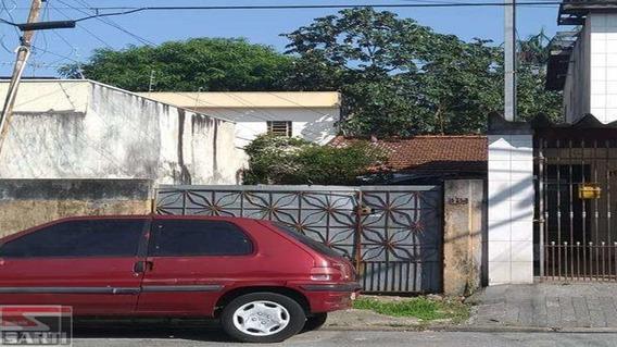 Terreno Carandiru 10,00 X 26,00 Plano ,construção De Condomino Apenas 654.000,00 - St14961