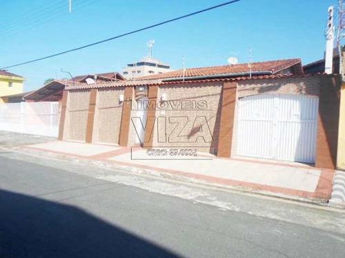 Casa 4 Dorms, Solemar, Praia Grande - R$ 700 Mil, Cod: 1974 - V1974