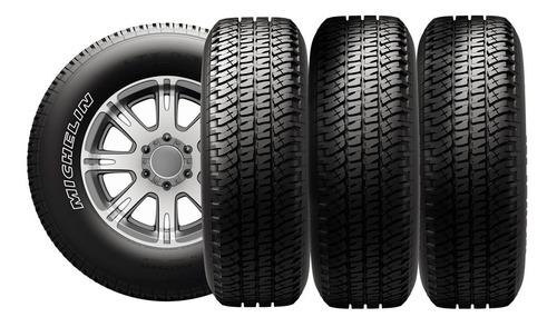 Kit X 4 Neumáticos Michelin Ltx A/t2 - Cubiertas Lt225/75r16