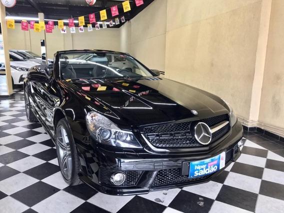 Mercedes-bens Sl 63 Amg V8 2011