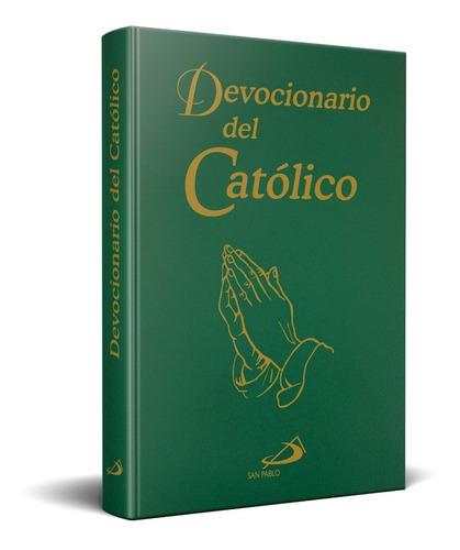 Imagen 1 de 1 de Devocionario Del Católico