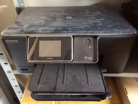 Impressora Hp Photosmart Plus B210 Com Defeito