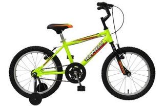 Bicicleta Infantil Rod 16 Varon (tt16v) Tomaselli