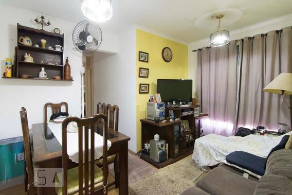 Apartamento No 12º Andar Com 2 Dormitórios E 1 Garagem - Id: 892941709 - 241709