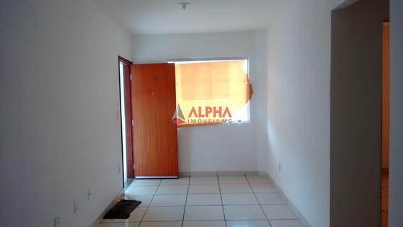 Apartamento De Área Privativa No Bairro Palmeiras Em Ibirité. - 7707