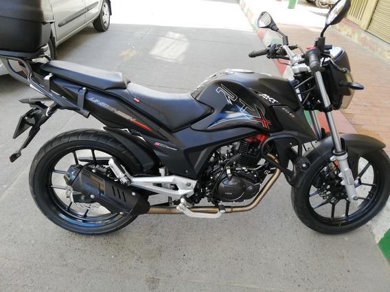 Motocicleta Akt Rtx 150 Monoshock Modelo 2020