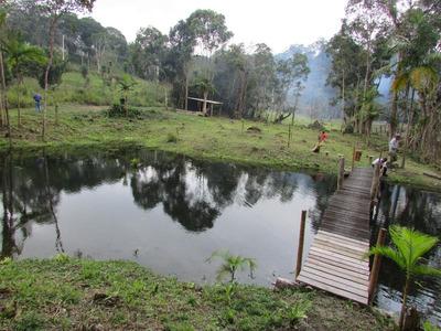 Lindo Terreno100 % Plano /lago/nascnte/rancho/ref: 04663