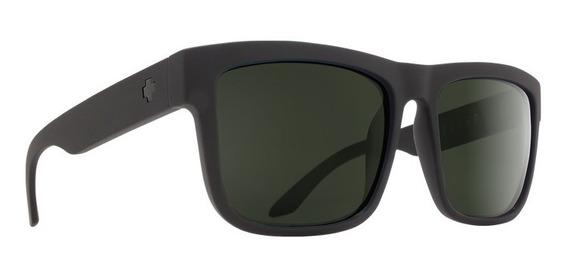 Óculos De Sol Polarizado Spy Discord Sosi Matte Black