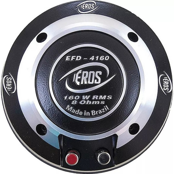 Driver Eros Efd-4160 - 160 Watts Rms