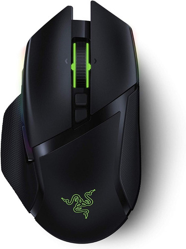 Mouse Inalambrico Gamer Razer Basilisk Ultimate 20kdpi Rgb