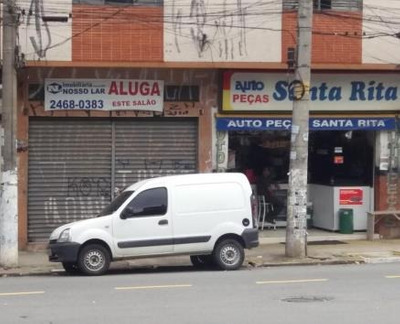 Salao Comercial Jd. Vila Galvao - Loc3201
