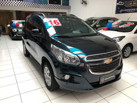 Chevrolet Spin 1.8 Ltz - 7 Lugares - Automatica