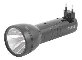 Lanterna Recarregável 7 Leds Bivolt Automático 127/220v