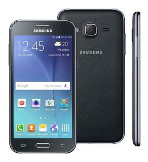 Samsung Galaxy J2 Duos 8gb 4g J200 Grafite Vitrine