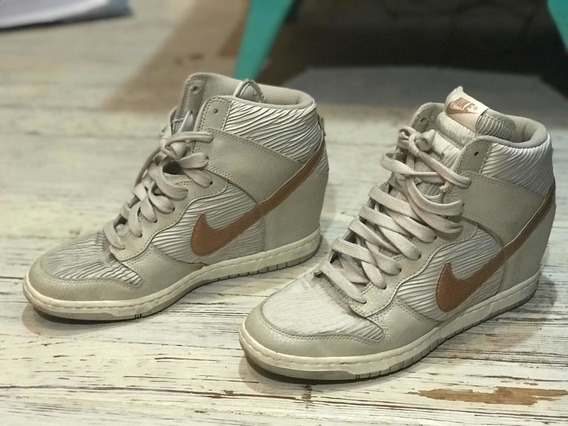 Zapatillas Nike Dunk Sky Hi Talle 40
