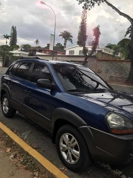 Hyundai Tucson 4x4 2009