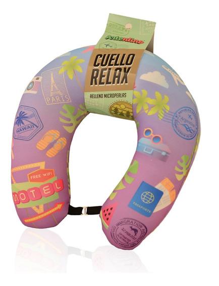 Cuello Viaje Relax Regalo Original Hombre Mujer Niño Oferta
