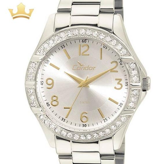 Relógio Condor Feminino Co2035kut/3k Com Nf