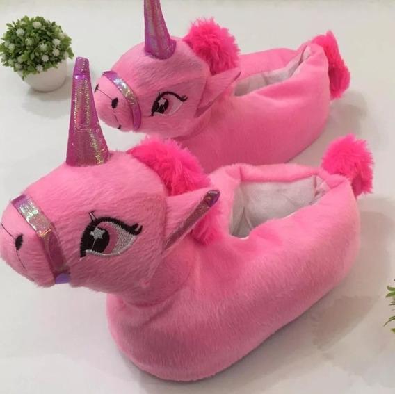 Pantuflas De Unicornio Hermosas Del 24-34 De Shoes Bayres