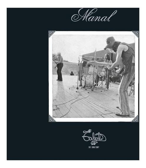 Vinilo - Grandes Exitos (2 Lp) - Manal