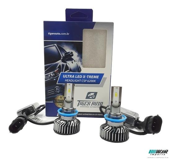 Kit Lampada Ultra Led X-treme H11 6200k