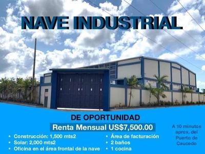 De Oportunidad!! Renta Mensual Us$7,500,00.