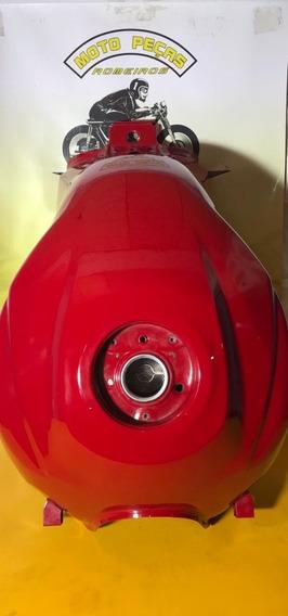 Tanque Honda Fan 160 2016 Usado Pequenos Riscos Original