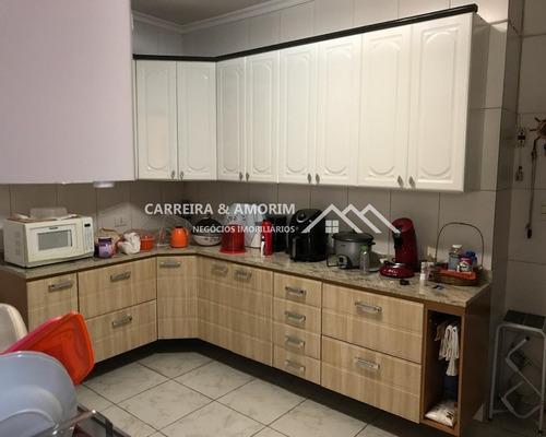 Imagem 1 de 23 de Casa A Venda Térrea, 3 Dormitórios, Sala, Cozinha, Área Gourmet, 3 Vagas De Garagem + Edícula 2 Cômodos. 400 Metros Do Metrô Vila Das Belezas. - Ca00136 - 67721806