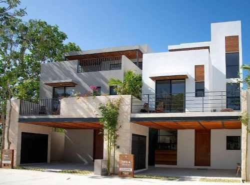 Casa En Venta En Playa Del Carmen Aldea Serena