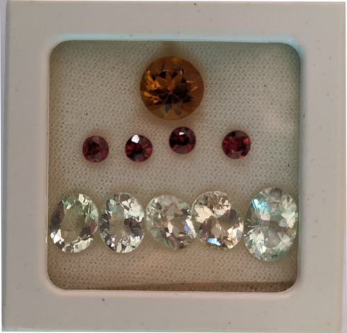 Pedras Preciosa Joia, 100% Natural 7
