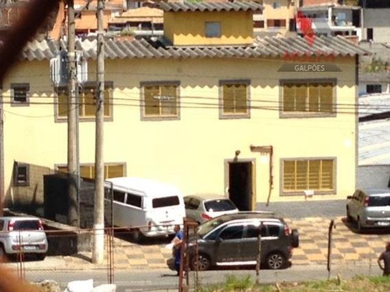 Galpão Industrial Para Locação, Jardim Colibri, Cotia. - Ga0150