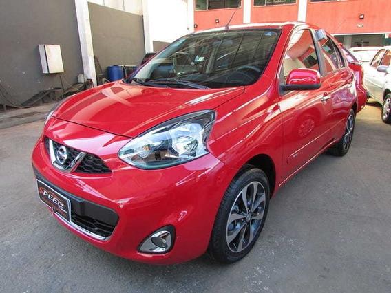 Nissan March Sl 1.6 16v Flex Fuel 5p