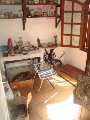Casa Térrea Para Venda Em São Paulo, Butantã, 3 Dormitórios, 1 Suíte, 2 Banheiros, 2 Vagas - Ca0023_1-1009973