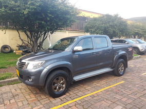 Toyota Hilux Diesel Automatica 2015