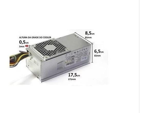 Fonte Slim Mini Itx Hp Dell Vostro Compaq Itautec Reembalada