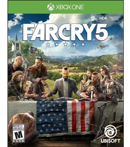Far Cry 5 Español X1 Nuevo
