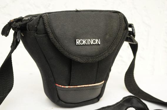 Bolso Rokinon Para Camara Reflex Dsrl Profesional (usado)