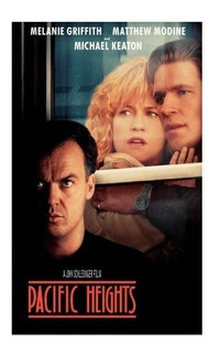 Vhs El Inquilino ( Pacific Heights) 1990 Michael Keaton