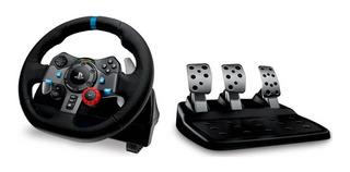 R    Timon C/pedal Logitech G29 Racing Wheel Ps3/ps2/ Usb Bl