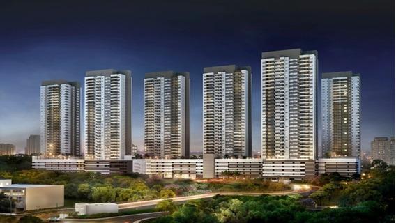 Apartamento Residencial Para Venda, Jardim Caboré, São Paulo - Ap4979. - Ap4979-inc