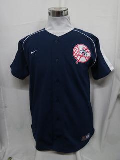 Camiseta Beisbol Mlb Yankees De Nueva York Talla S Nike